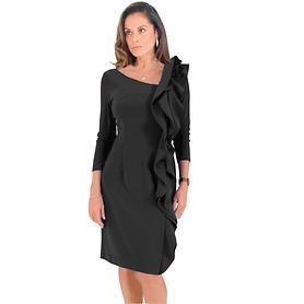 Kleid Valerie schwarz Gr.46