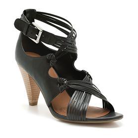 Riemchen-Sandalette Thai Run schwarz Gr. 40