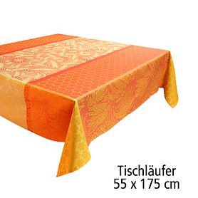 Tischläufer 55 x 175 cm Tischgarnitur Graminée