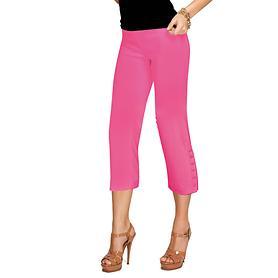 Caprihose Marcella pink Gr. 42