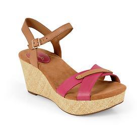 Sandaletten Perfect Laugh fuchsia, Gr. 38