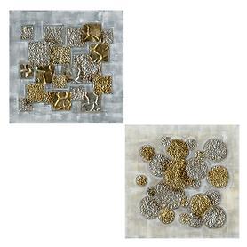 Bilder Metal gold/silber