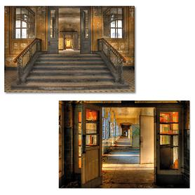 Fotografien hinter Acrylglas