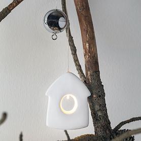 LED-Anhänger Olina Home batteriebetrieben