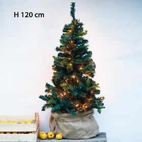 LED-Weihnachtsbaum H 120 cm Christmas Tree