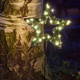 LED-Garden Star big batteriebetrieben