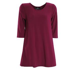 3-4-arm-shirt-thea-merlot-gr-36