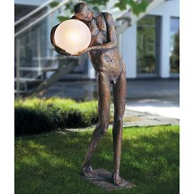 Skulptur Der Mondsüchtige