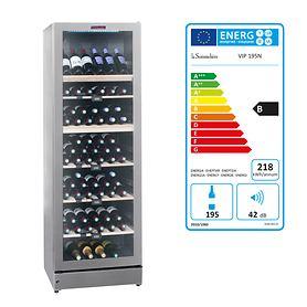 Multizonen-Weinkühlschrank 195 G, grau