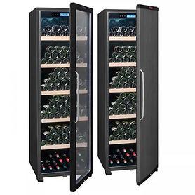 Einzonen-Weinkühlschrank für bis zu 236 Fl.