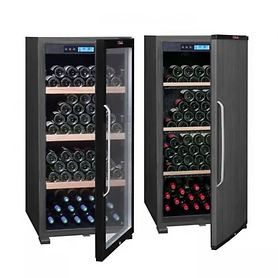 Einzonen-Weinkühlschrank für bis zu 149 Fl.