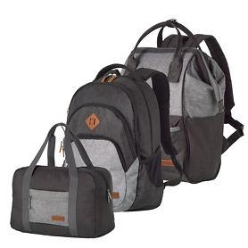 travelite Neopak Taschen und Rucksack, anthrazit/grau
