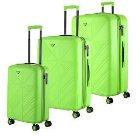 TITAN Runner, Trolleys, green, 4 Rollen