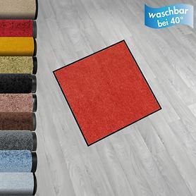 Fußmatte 75x75 cm, waschbar