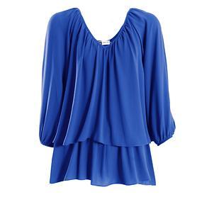 Shirt Mistral blau, Gr. 38
