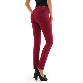 Magic-Jeans Donna rot Gr. 42