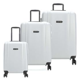Epic POP NEO Trolleys, Silver, 4 Rollen