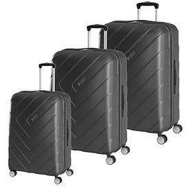 Travelite Kalisto Trolleys, anthrazit, 4 Rollen