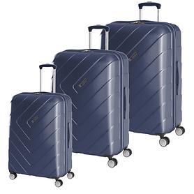 Travelite Kalisto Trolleys, marine, 4 Rollen