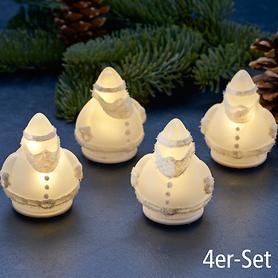 led-weihnachtsmanner-4er-set