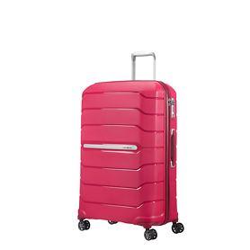 Samsonite Flux, 55 cm, Trolley, Granita Red, 4 Rollen, Kabinengepäck