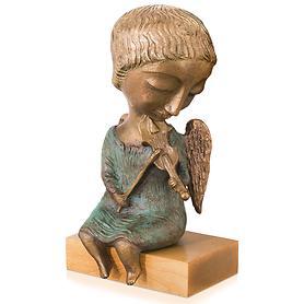 skulptur-engel-mit-geige-von-elya-yalonetski