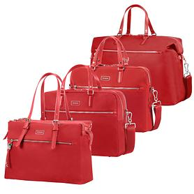 Samsonite Karissa Biz Businesstaschen, formula red