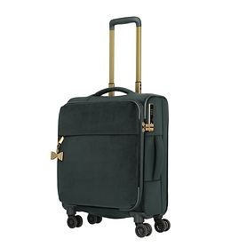 TITAN Barbara Velvet, Trolley, forest green, 4 Rollen