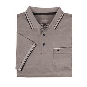 Herren-Poloshirt Daniel beige, Gr. XXL