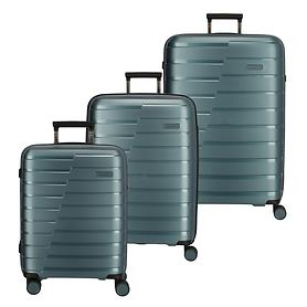 Travelite Air Base, Trolleys, eisblau, 4 Rollen