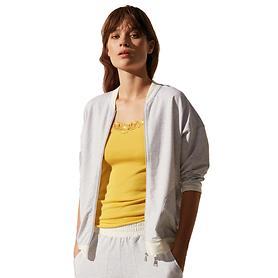 Atmungsaktive, lässige, weiche Jacke mit Quick-dry-Effekt