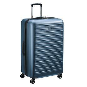 Delsey Segur 2.0, 81 cm, Trolley, Blau, 4 Rollen
