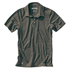 Poloshirt Active Dry Tommy olive Gr. M