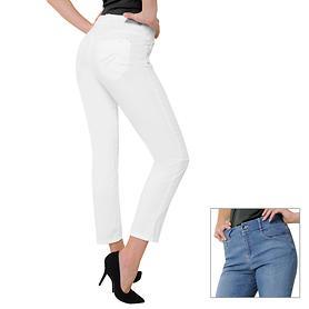 Eng geschnittene 7/8-Magic Jeans