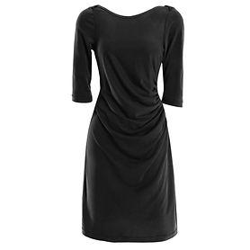 Kleid Althea schwarz, Gr. 36