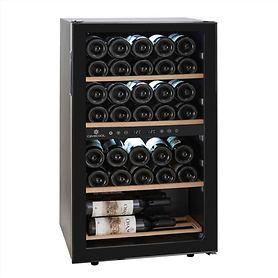 Zweizonen-Weinkühlschrank CaveCool Chill Ruby