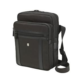 Victorinox Werks Professional 2.0 Crossbody Tablet Bag, schwarz