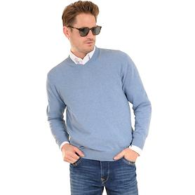 Pullover Marvin hellblau Gr. M