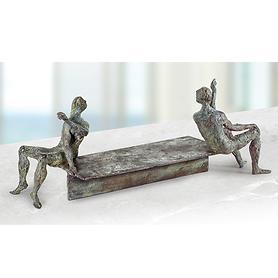 Skulptur Dialog
