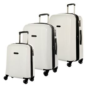 EPIC GTO 4.0 Trolleys, Sterling White, 4 Rollen