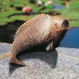 Skulptur Fisch von Martin Schiessler