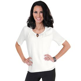Shirt Alena offwhite Gr. 38