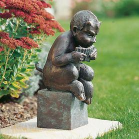Skulptur Pan