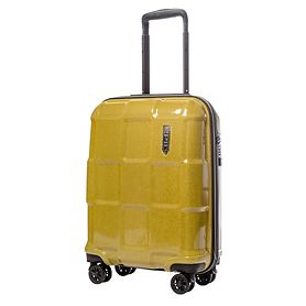 Epic CRATE REFLEX, 55 cm, Trolley, Golden Glimmer, 4 Rollen, Kabinengepäck