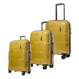 EPIC CRATE REFLEX Trolleys, Golden Glimmer, 4 Rollen