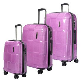 EPIC CRATE REFLEX Trolleys, Amethyst Purple, 4 Rollen