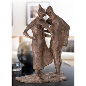 Skulptur Instrumentenstimmer von Manfred Welzel