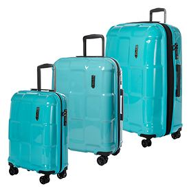 EPIC CRATE EX SOLIDS Trolleys, Blue Radiance, 4 Rollen