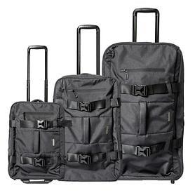 Epic DYNAMIK Gearbag & Rolltop Bag, Black