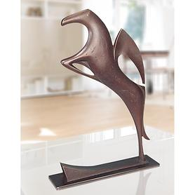 Skulptur Pegasus von Torsten Mücke